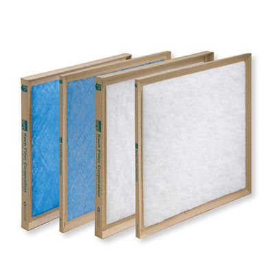 Disposable Synthetic (Poly) Panel Filters
