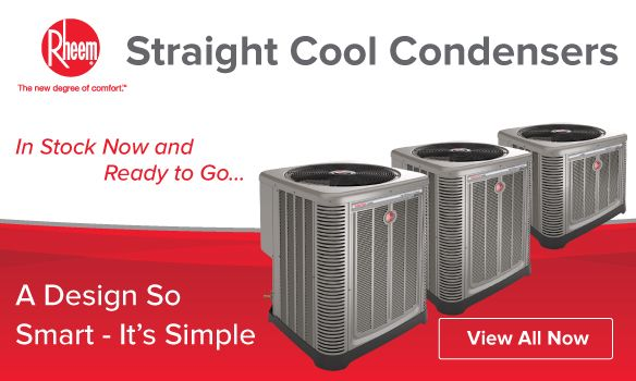 View All Rheem Straight Cool Condensers