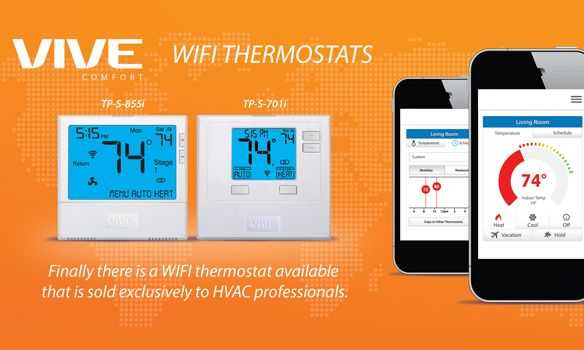 View All Vive Wifi Thermostats