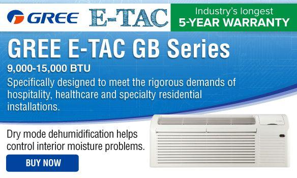 Gree ETac GB Series