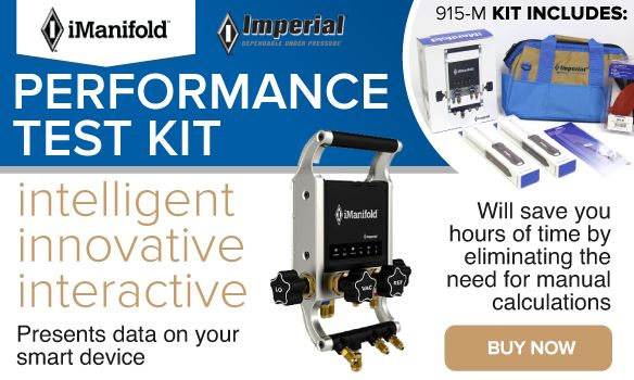 Imperial iManifold Test Kit
