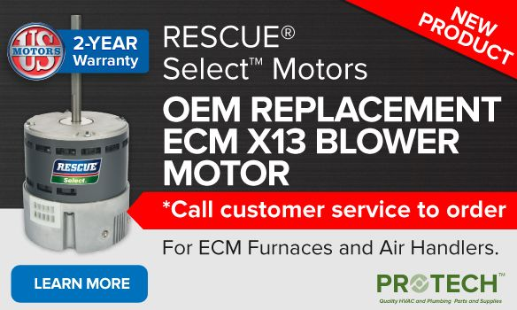 Rescue Select Motors