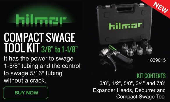 Hilmor Compact Swage Toolkit
