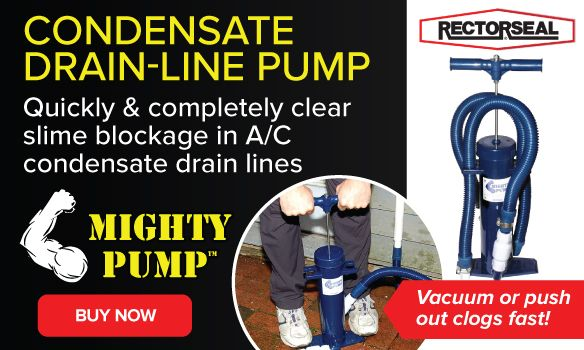 Mighty Pump Drain Line Pump