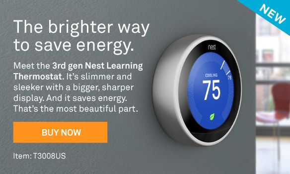 Nest3 Learning Thermostat