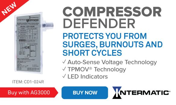 Intermatic CD1 Surge Protector