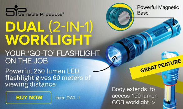 Sensible Products DWL worklight