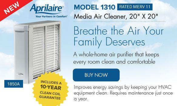 Aprilaire 1310 Media Cleaner