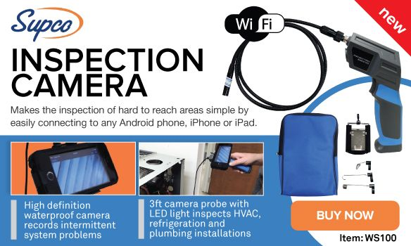Supco WiScope Inspection Camera