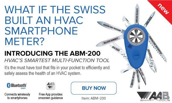 ABM200 Swiss Army Promotion