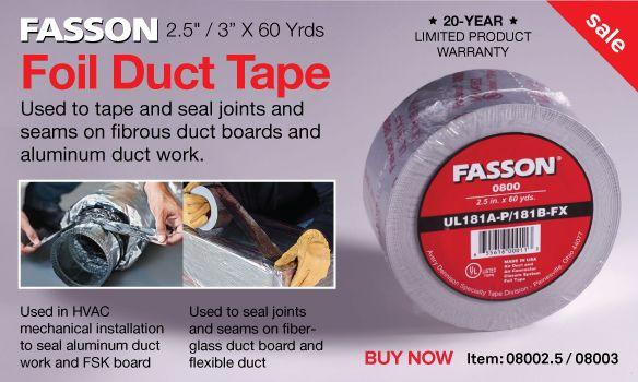 fasson foil tape
