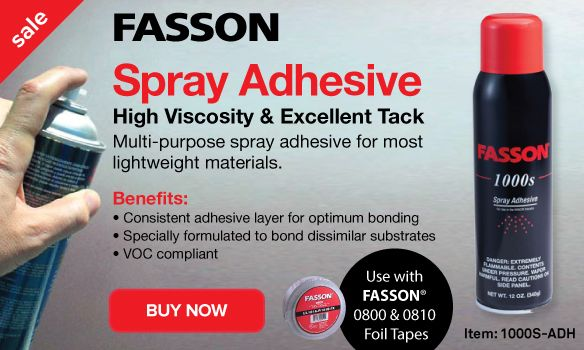 fasson spray adhesive