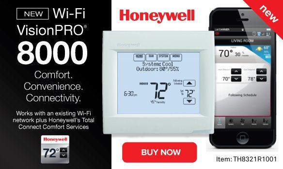 Honeywell VisionPro8000