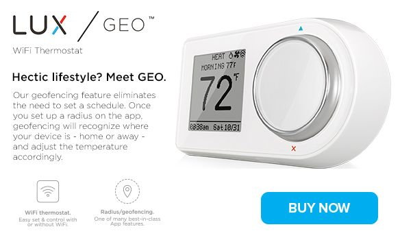 Luxpro Geo White