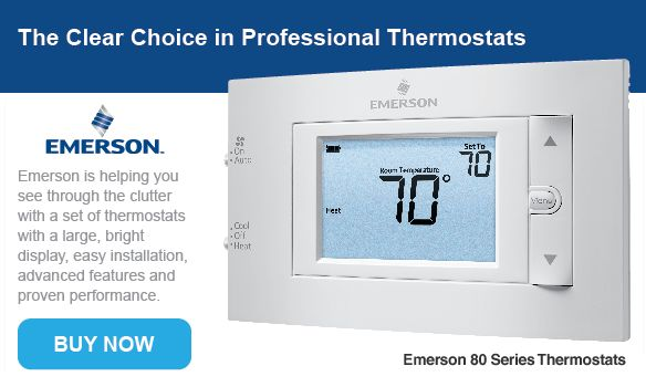 Emerson 80 Series Thermostat
