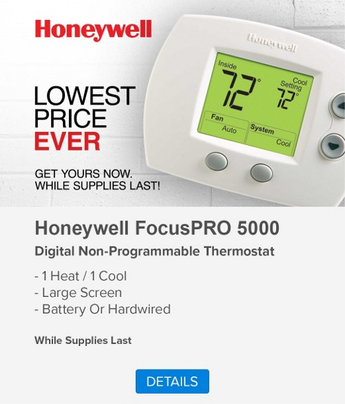 Honeywell FocusPRO 5000