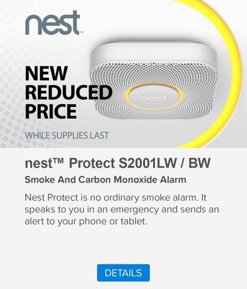 nest Protect s2001
