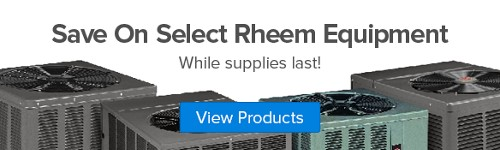 Rheem Save On Select Products