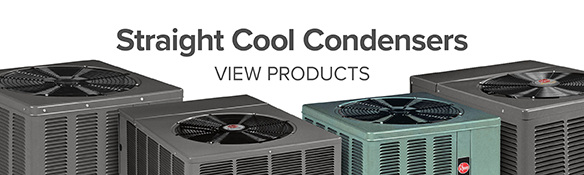 Rheem - Straight Cool Condensers