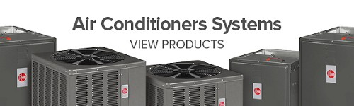 Rheem - Air Conditioner Systems