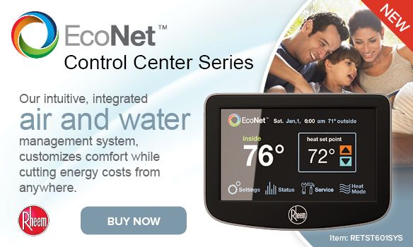 EcoNet Control Center Series