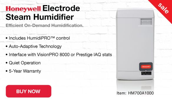 Honeywell Electrode Humidifier