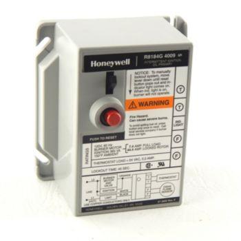 honeywell burner control rm7890 manual