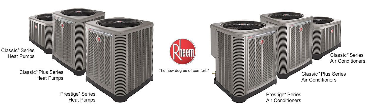 New Rheem Product Platform
