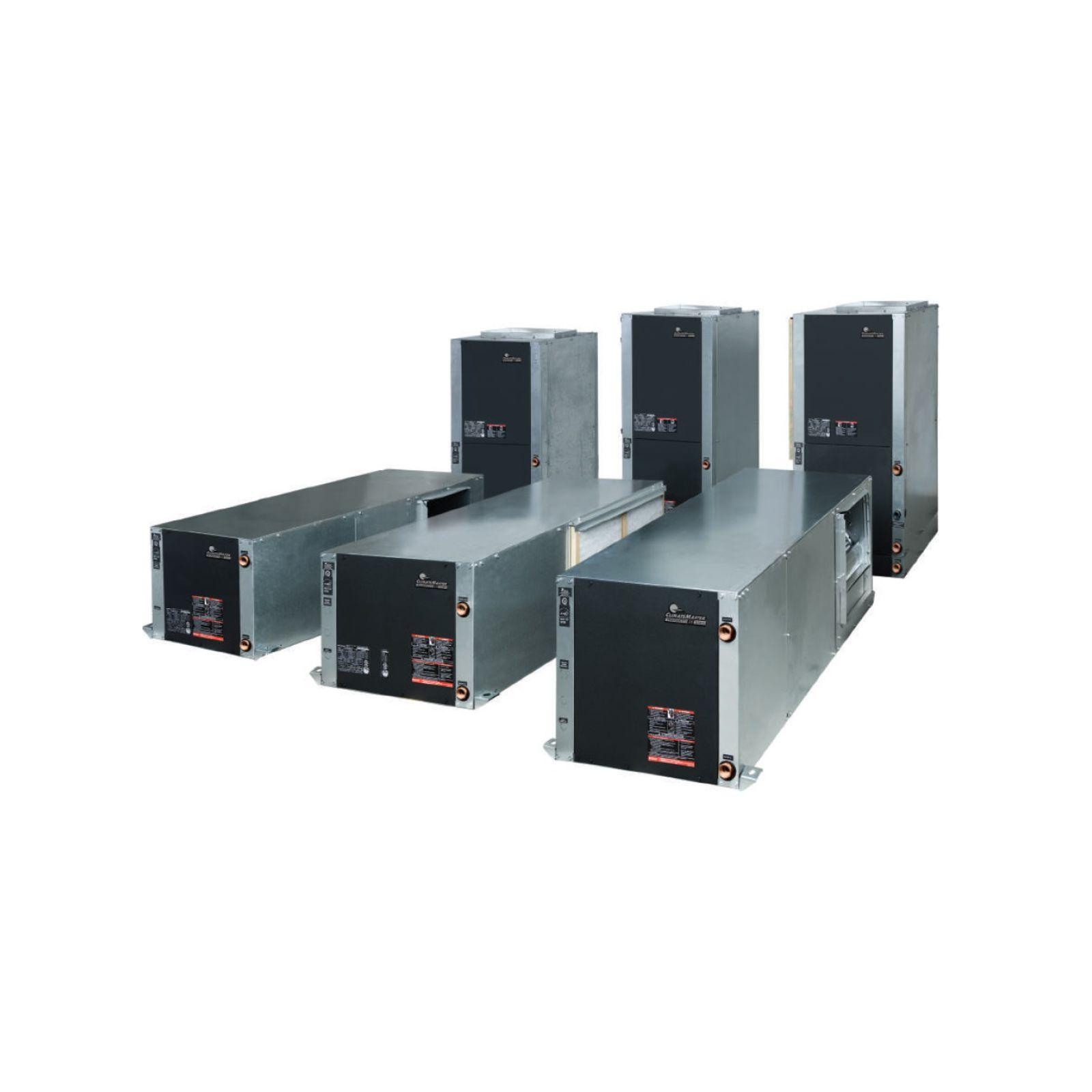 ClimateMaster TCH060AFC30CLSS - TC Series Horizontal Water Source Heat  Pump, 5 Ton, Left Return, Straight Discharge