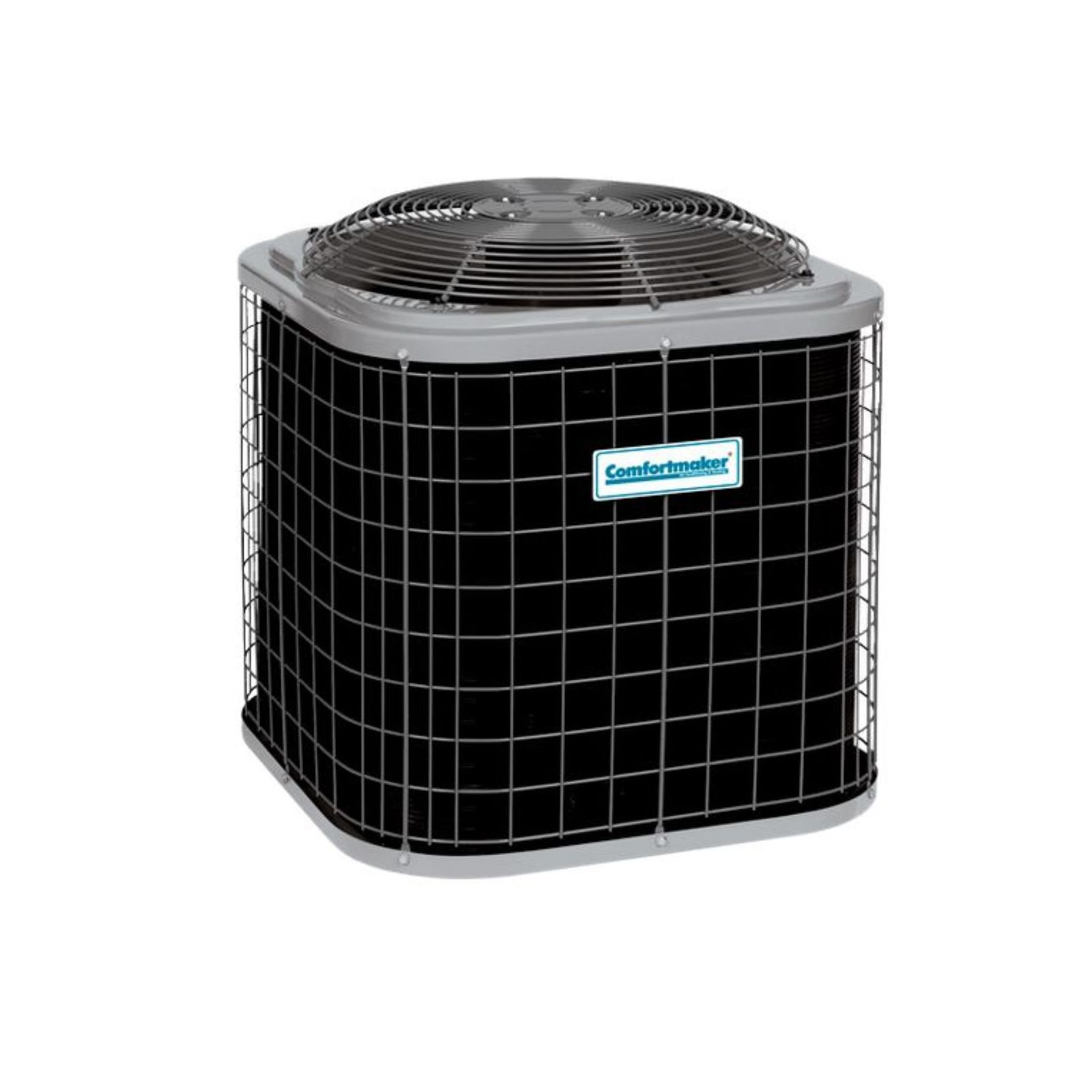 Comfortmaker Nxa448gkc Performance Series 4 Ton 14 Seer R410a Air Conditioner With Coil Guard Grille 208 230 1 60 1428408500590