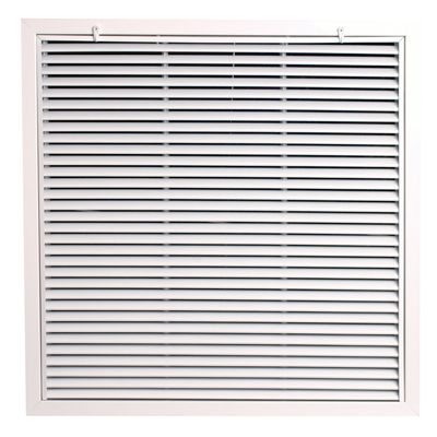 Aluminum Return Air Filter Grilles