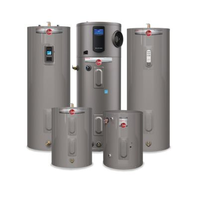 Tank Electric Water Heaters