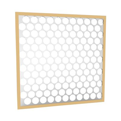 Disposable Fiberglass Panel Filters