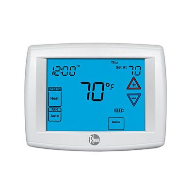 Communicating Programmable Thermostats