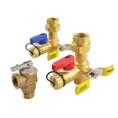 Water Heater Parts and Accessories
