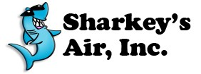 sharkey's air