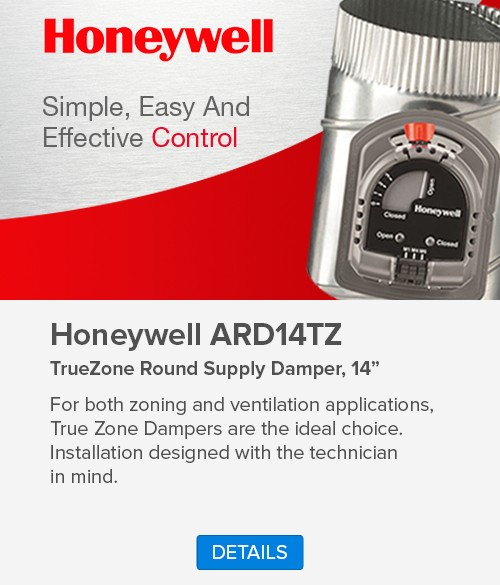 Honeywell True Zone