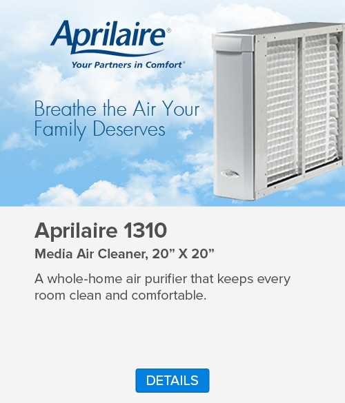 Aprilaire Media Air Cleaner