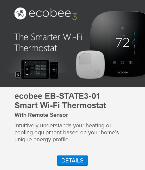 Smarter Wi-fi Thermostat