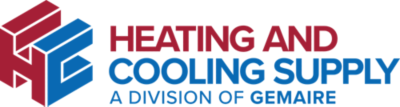 Heating and Cooling Supply Logo