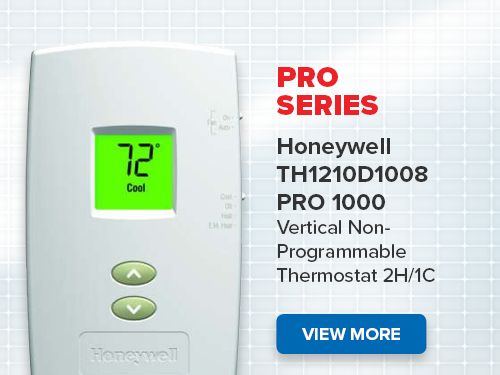 Honeywell Thermostat Pro Series