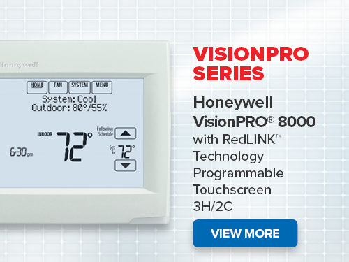 Honeywell Thermostat VisionPro Series