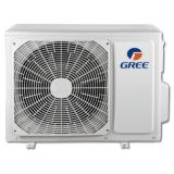 GREE CROWN12HP230V1AO - Crown Ductless Wall Mounted Heat Pump Outdoor Unit, R410a 12K BTU, 23 SEER, 12.8 EER, 208-230/60