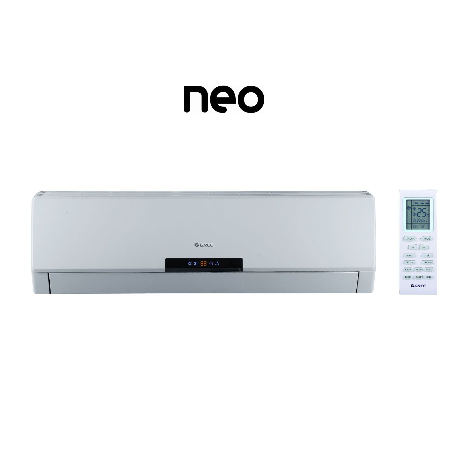 Gree Neo30hp230v1ah 2 1 Ton 16 Seer Neo Ductless Mini Split Air Con Wiring Diagram Indoor Unit 208 230 V View Full Size In New Tab