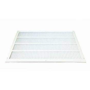 Grille Tech RAGF12X24W - Steel Return Air Filter Grille, 12