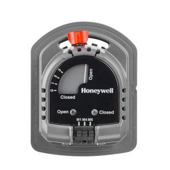 Honeywell m847d zone truezone forced air zoning damper for Honeywell damper control motor