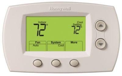 Honeywell TH5320R1002 FocusPRO 5000 Digital NonProgrammable