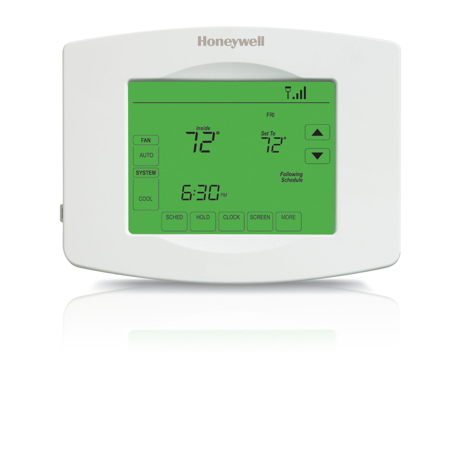Honeywell TH8320WF1029 - Wi-Fi VisionPRO® 8000 Touchscreen  Programmable/Non-Programmable Thermostat 3H/2C