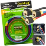 Mainstream Engineering QT2910 - QwikLug Compressor Terminal Repair Kit (10 AWG - 4 ft.)
