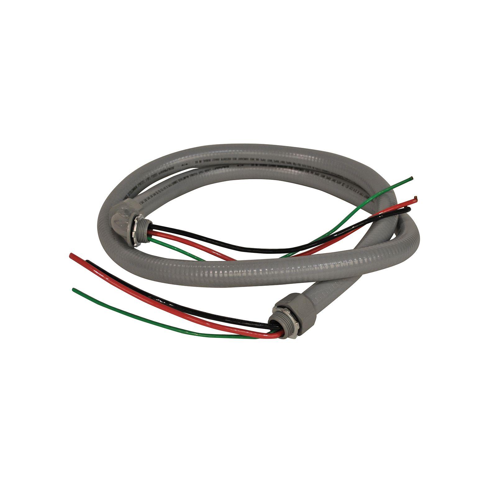 MARS 84131 - Non Metallic Whip, 4\' X 1/2\